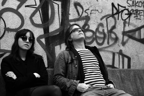 Anton Newcombe Tess Parks