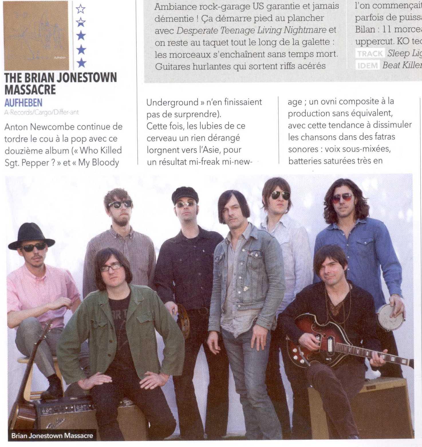 BJM - Rock First - mai 12