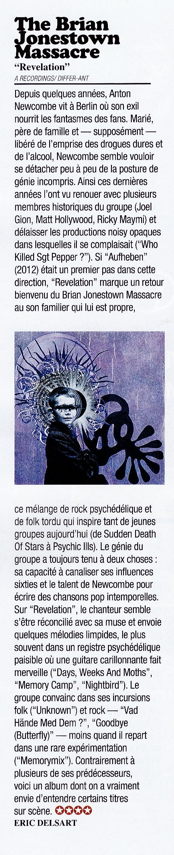BJM - Rock & Folk review Juin14