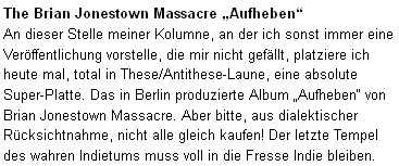 BrianJonestownMassacre_Review_BerlinerZeitung