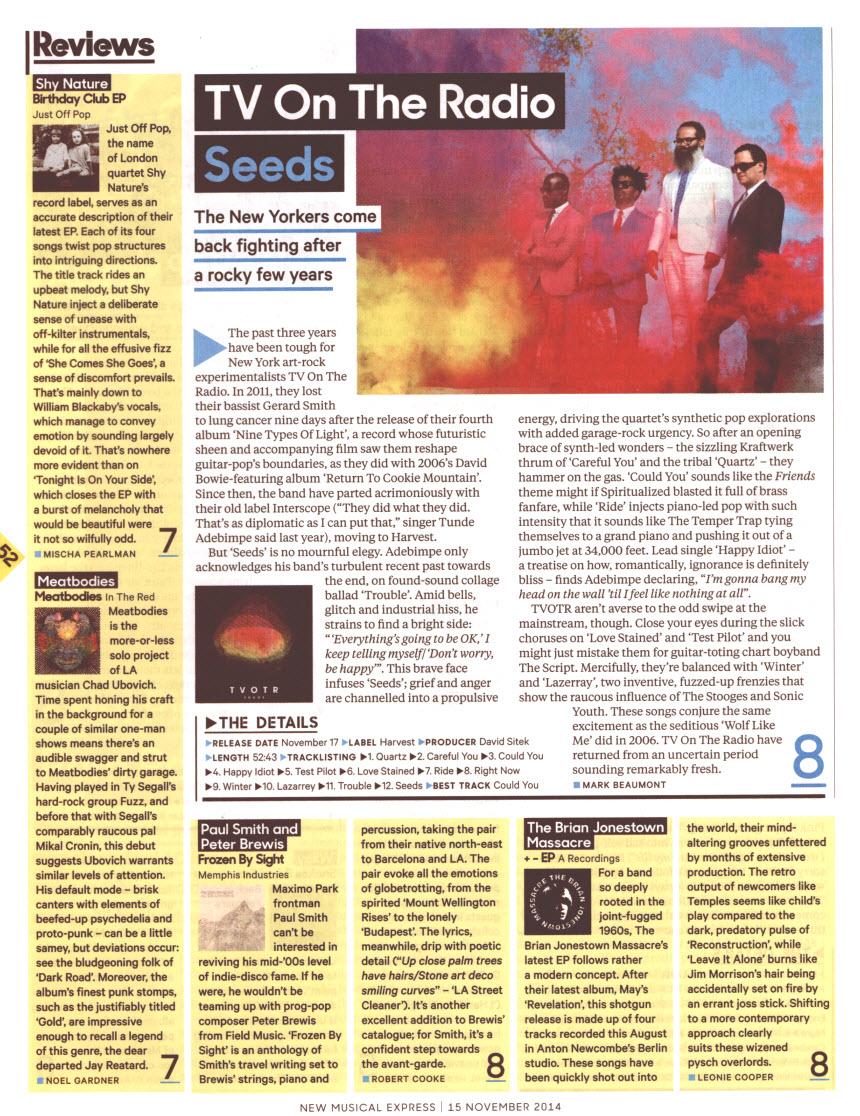 NME__15th November 14
