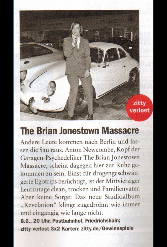 PRESS GERMAN