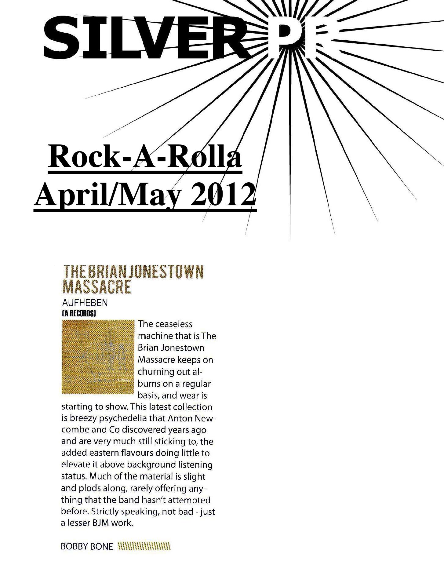 Rock A Rolla